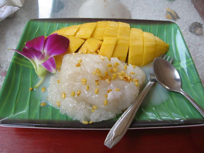 Mango Sticky Rice!!!