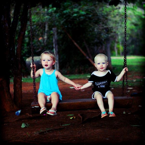 Swinging with Samea