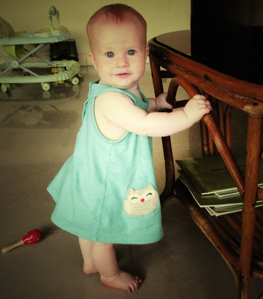 Sweet standing Arwen
