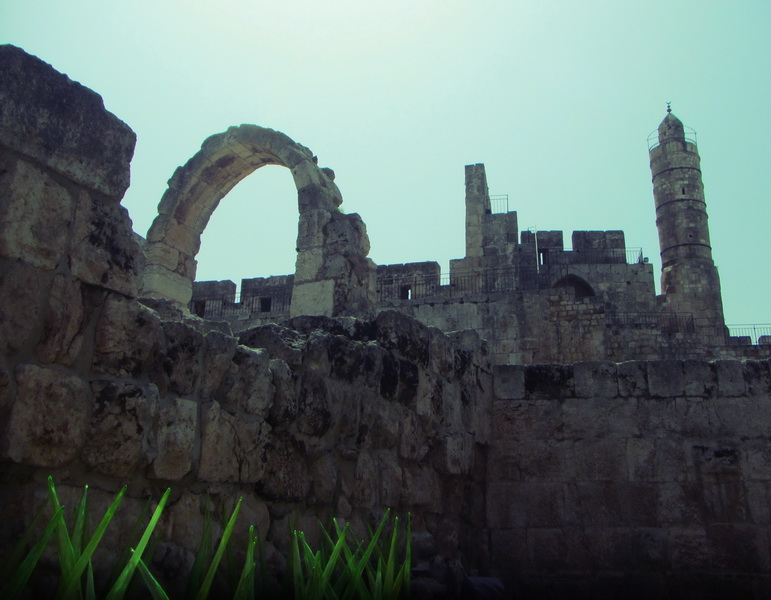 Citadel - Tower of David
