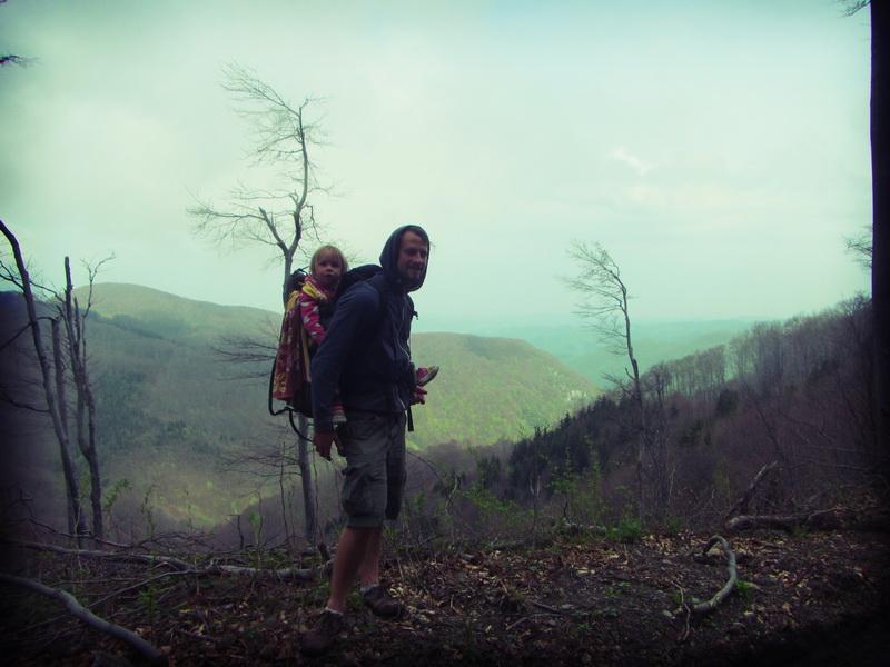 Hiking from Shipka pass to Buzludzha