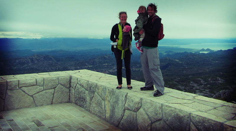 At the top of the world in Lovcen national park