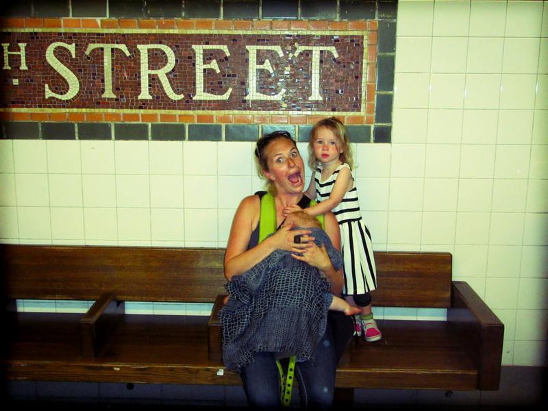 Navigating NY subways