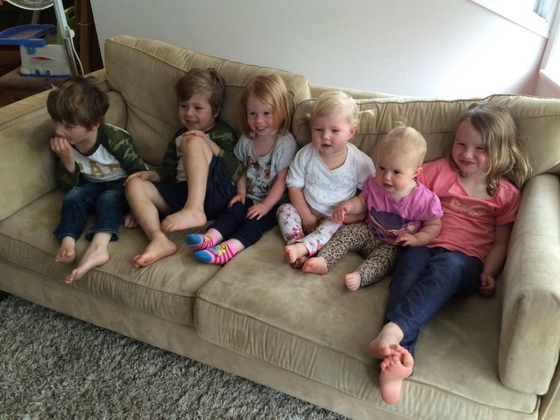 Gosselin + Koop kids
