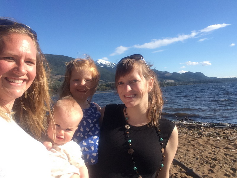 Lakelse Lake with Talstras