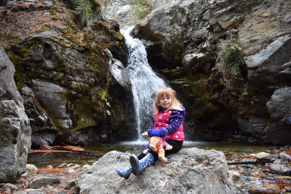 first crawford falls