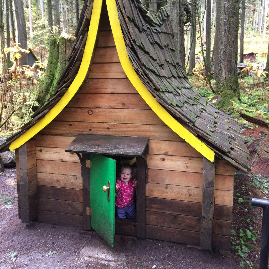 Enchanted Forest near Revelstoke, BC
