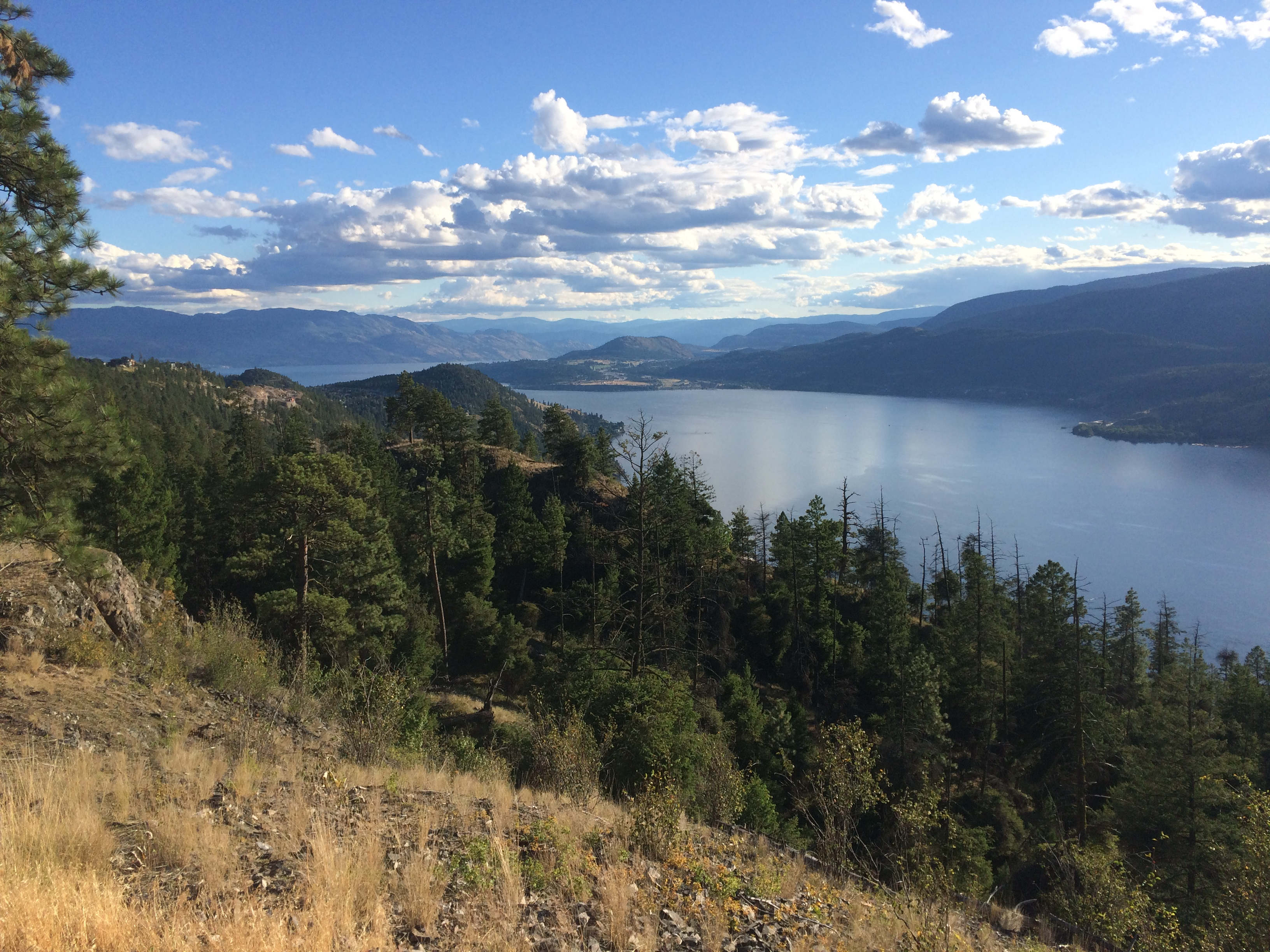 Glenmore Highlands Overlooking Okanagan Lake
