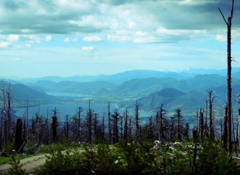 Okanagan Summit Hike