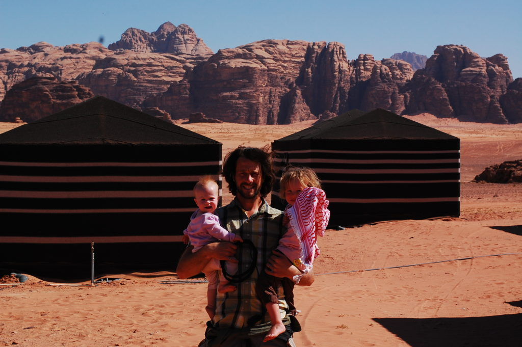 Sun City Tent Camp in Wadi Rum