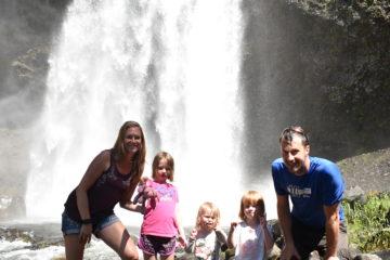 Moul Falls Base