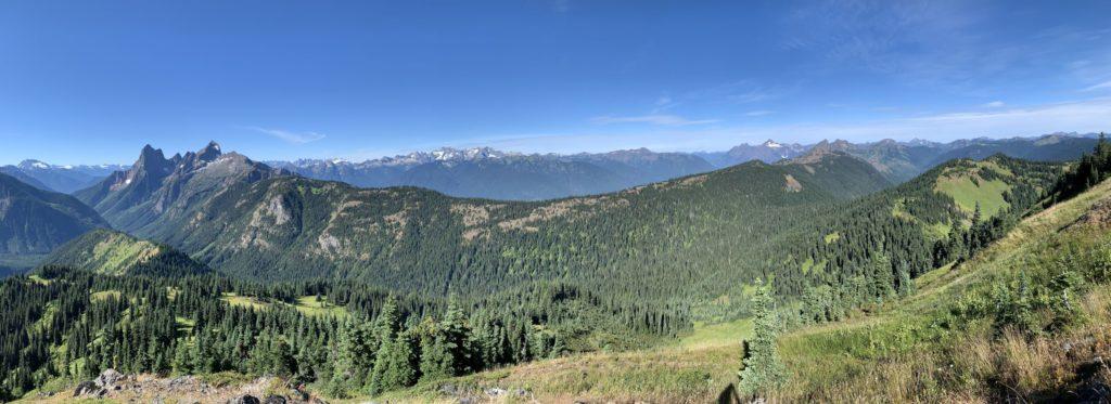 Hozomeen Ridge